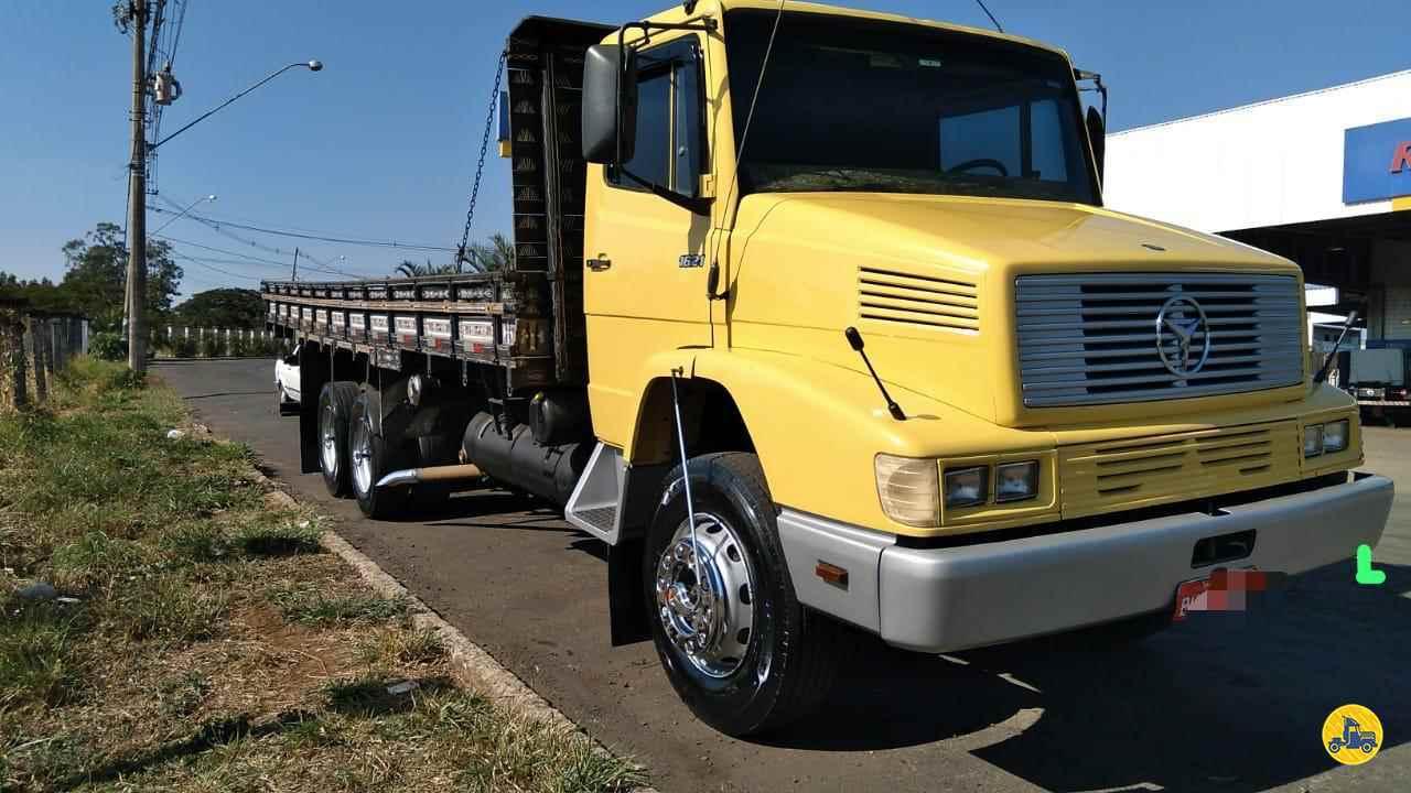 CAMINHAO MERCEDES-BENZ MB 1621 Carga Seca Truck 6x2 Wilson Caminhões RIBEIRAO PIRES SÃO PAULO SP