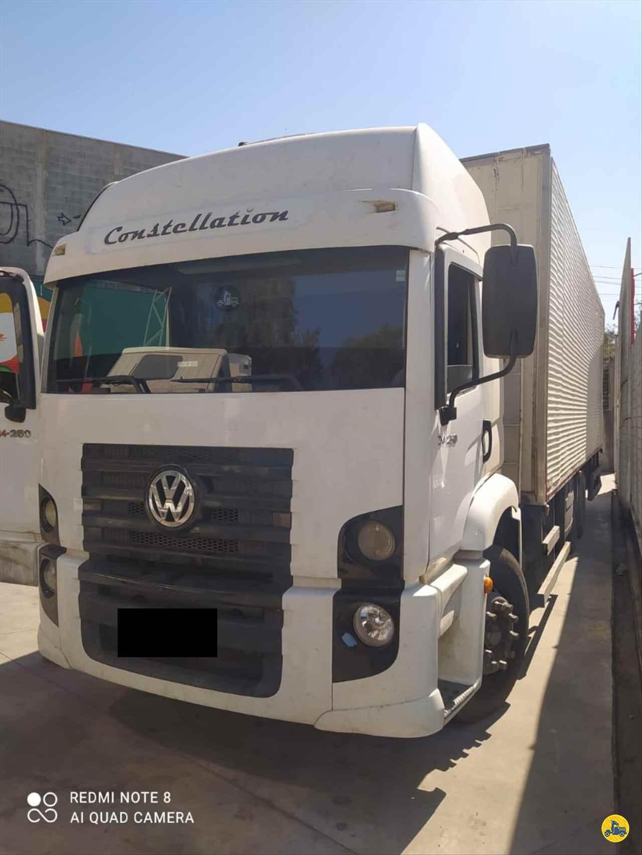 CAMINHAO VOLKSWAGEN VW 24250 Baú Frigorífico Truck 6x2 Wilson Caminhões RIBEIRAO PIRES SÃO PAULO SP