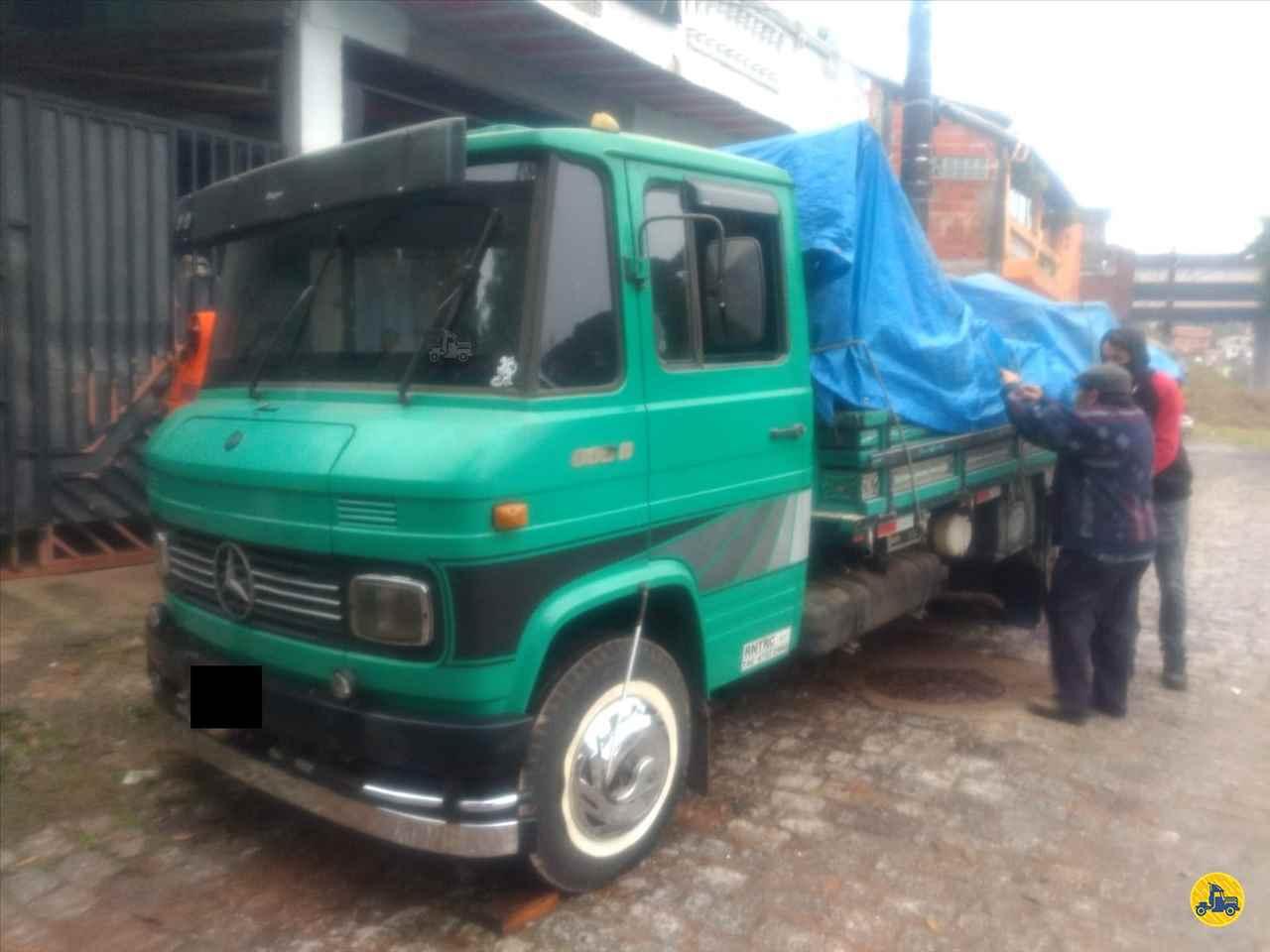 CAMINHAO MERCEDES-BENZ MB 608 Carga Seca 3/4 4x2 Wilson Caminhões RIBEIRAO PIRES SÃO PAULO SP