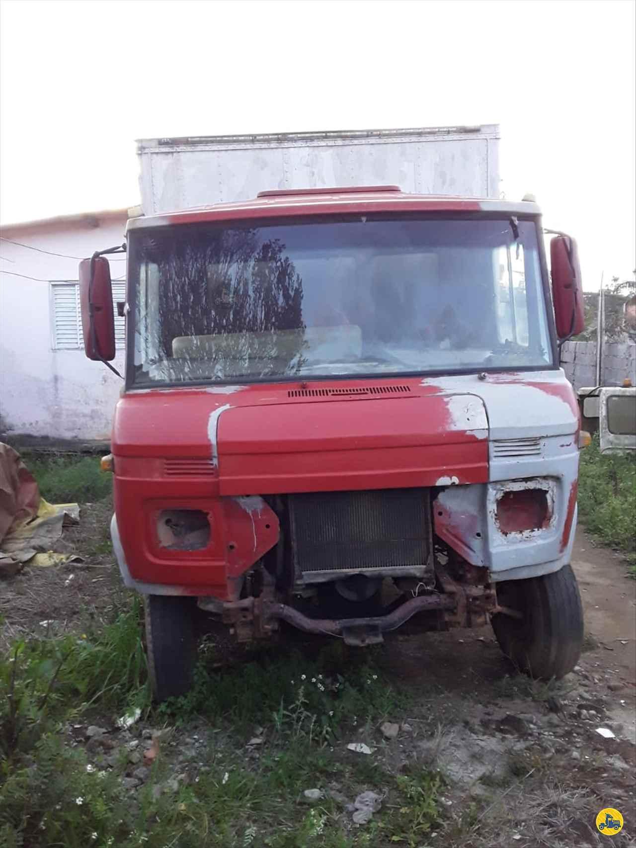 MB 608 de Wilson Caminhões - RIBEIRAO PIRES/SP