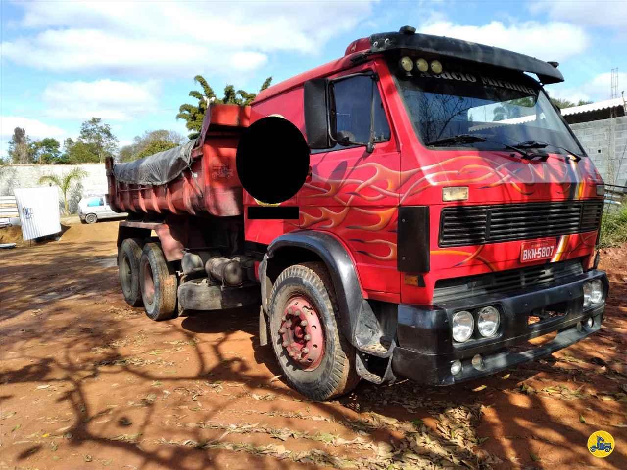 CAMINHAO VOLKSWAGEN VW 13130 Caçamba Basculante Truck 6x2 Wilson Caminhões RIBEIRAO PIRES SÃO PAULO SP