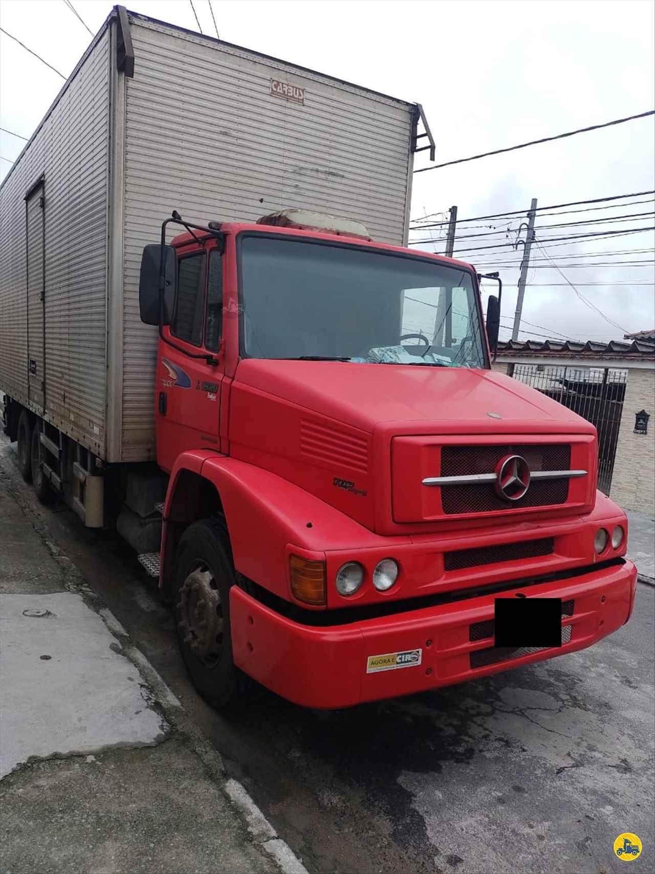 CAMINHAO MERCEDES-BENZ MB 1620 Chassis Truck 6x2 Wilson Caminhões RIBEIRAO PIRES SÃO PAULO SP