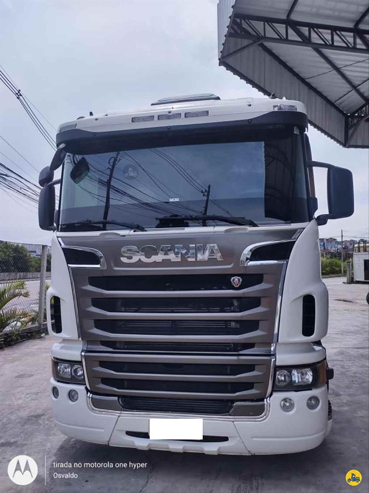 CAMINHAO SCANIA SCANIA 440 Cavalo Mecânico Truck 6x2 Wilson Caminhões RIBEIRAO PIRES SÃO PAULO SP