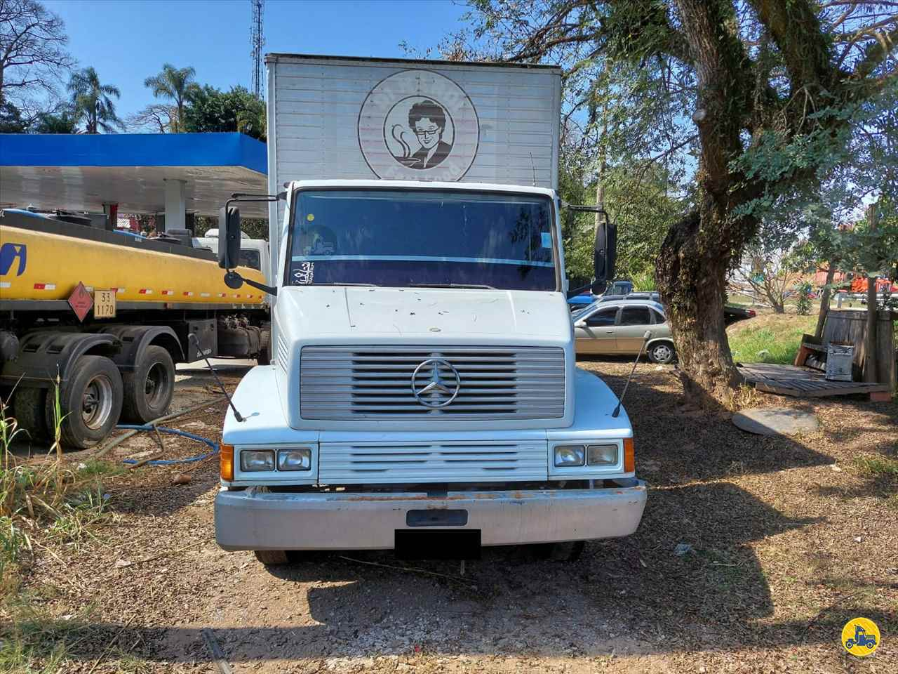 CAMINHAO MERCEDES-BENZ MB 1218 Baú Furgão Truck 6x2 Wilson Caminhões RIBEIRAO PIRES SÃO PAULO SP