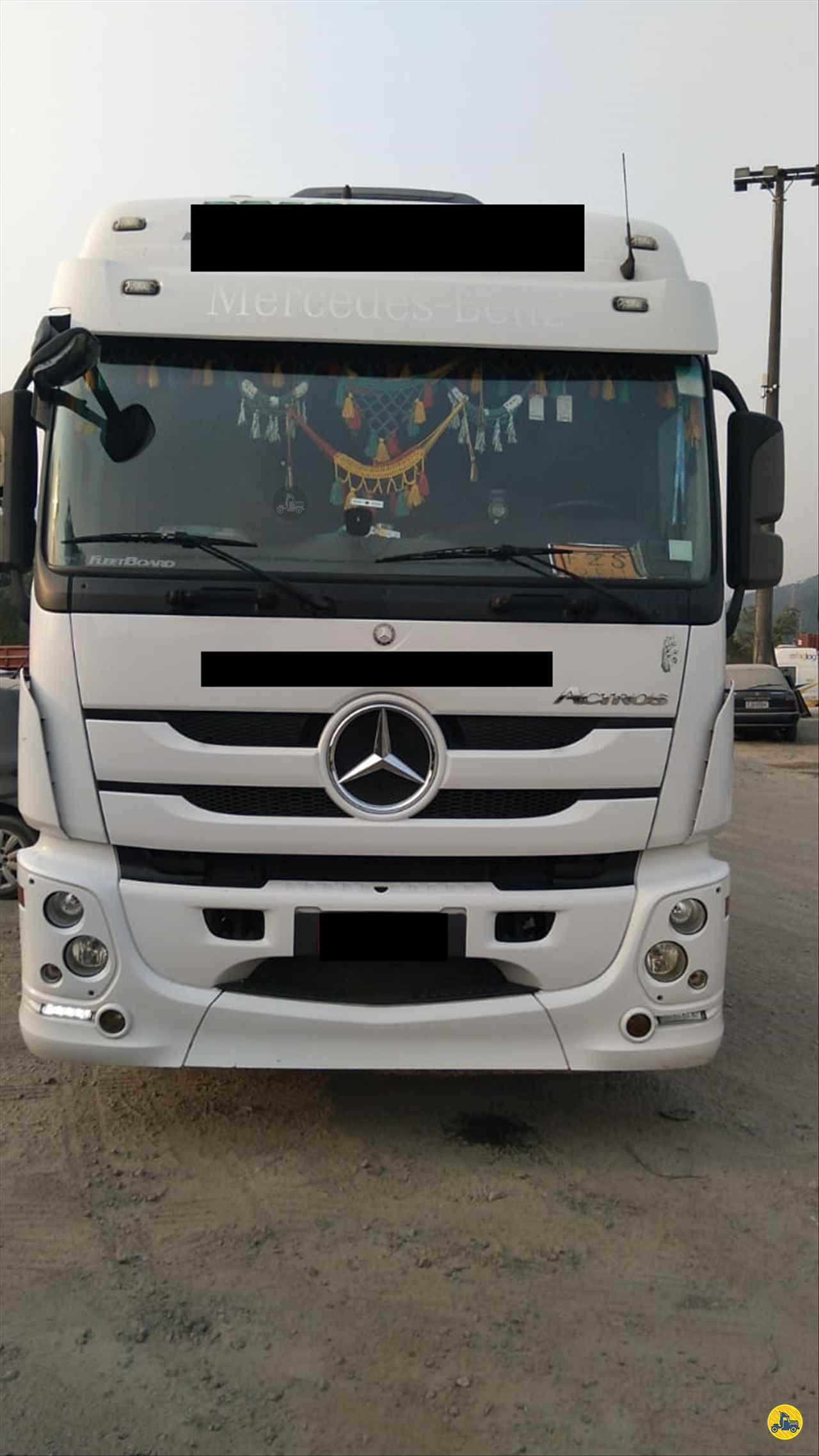 CAMINHAO MERCEDES-BENZ MB 2651 Cavalo Mecânico Traçado 6x4 Wilson Caminhões RIBEIRAO PIRES SÃO PAULO SP
