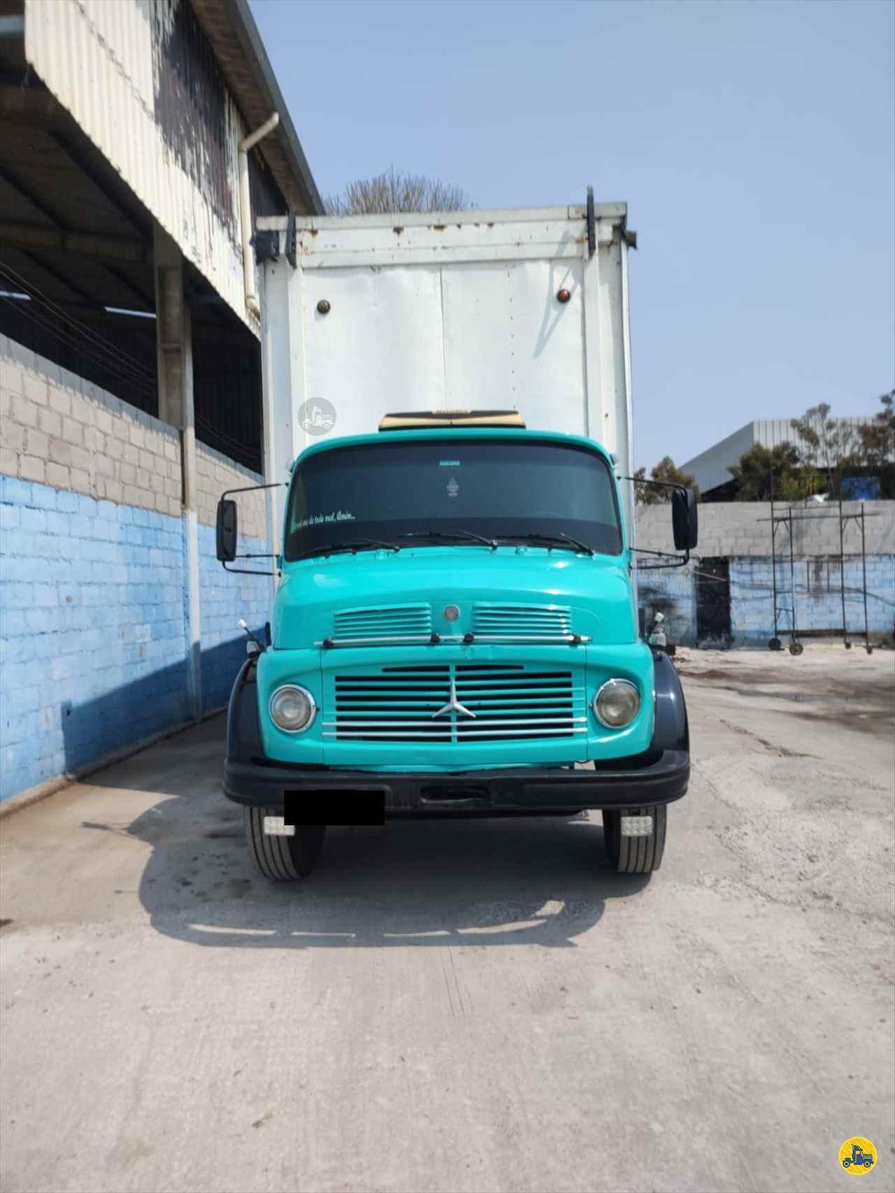 CAMINHAO MERCEDES-BENZ MB 1113 Chassis Truck 6x2 Wilson Caminhões RIBEIRAO PIRES SÃO PAULO SP