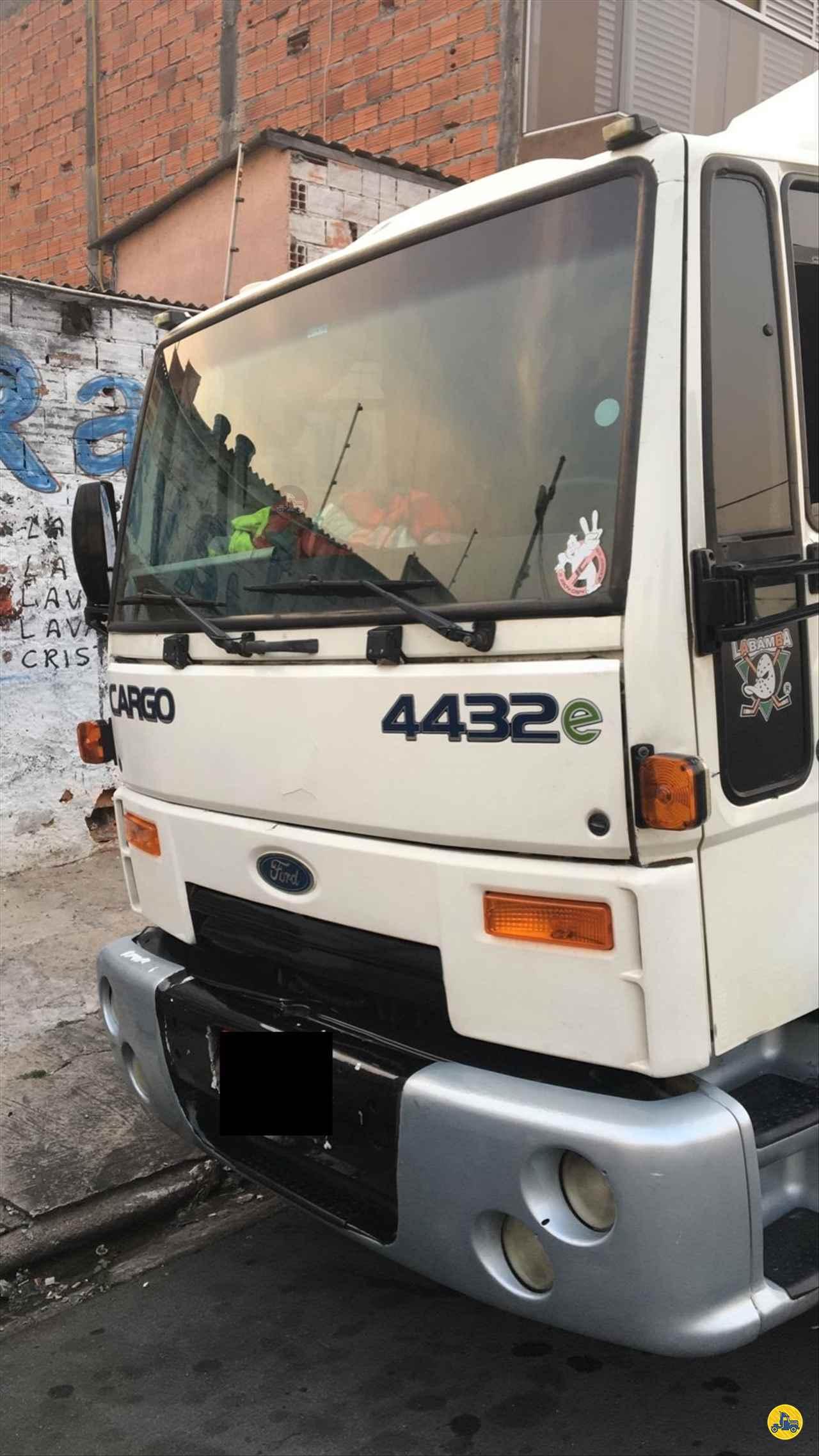 CAMINHAO FORD CARGO 4432 Cavalo Mecânico Toco 4x2 Wilson Caminhões RIBEIRAO PIRES SÃO PAULO SP