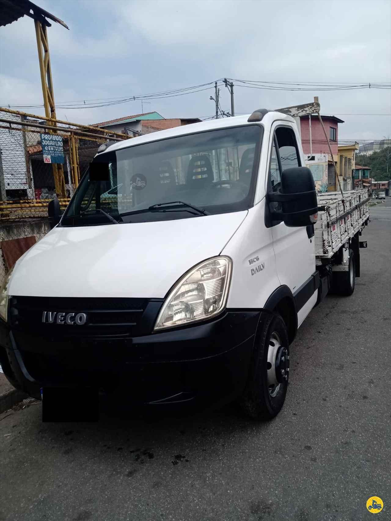 CAMINHAO IVECO DAILY 55c16 Carga Seca Toco 4x2 Wilson Caminhões RIBEIRAO PIRES SÃO PAULO SP