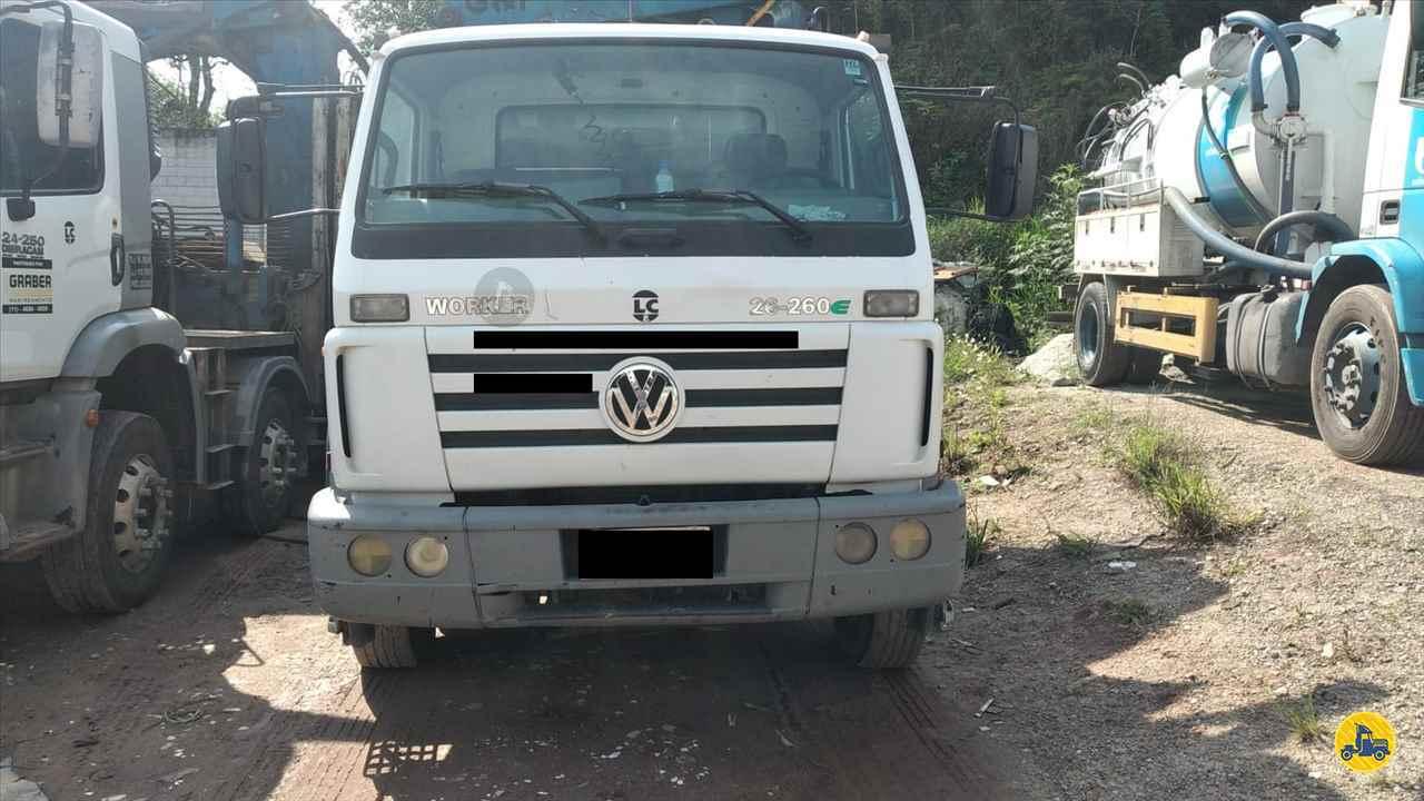 CAMINHAO VOLKSWAGEN VW 26260 Guincho Munck Toco 4x2 Wilson Caminhões RIBEIRAO PIRES SÃO PAULO SP