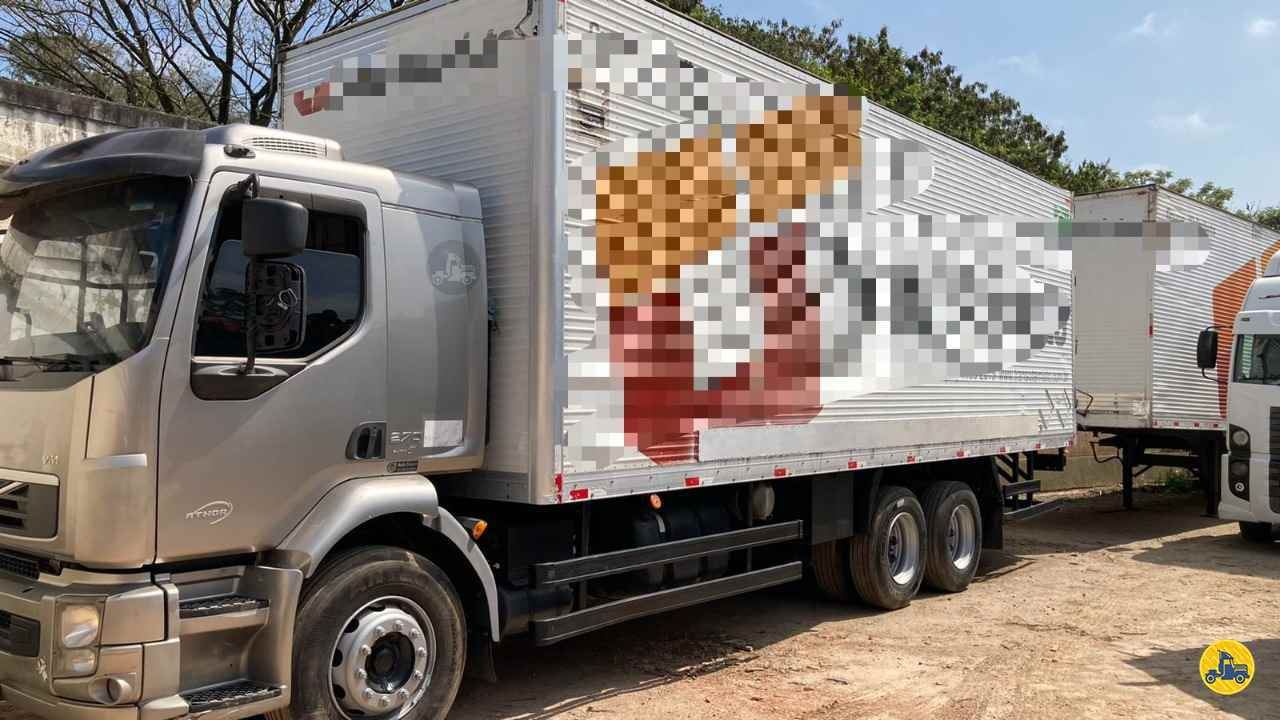 CAMINHAO VOLVO VOLVO VM 270 Baú Furgão Truck 6x2 Wilson Caminhões RIBEIRAO PIRES SÃO PAULO SP