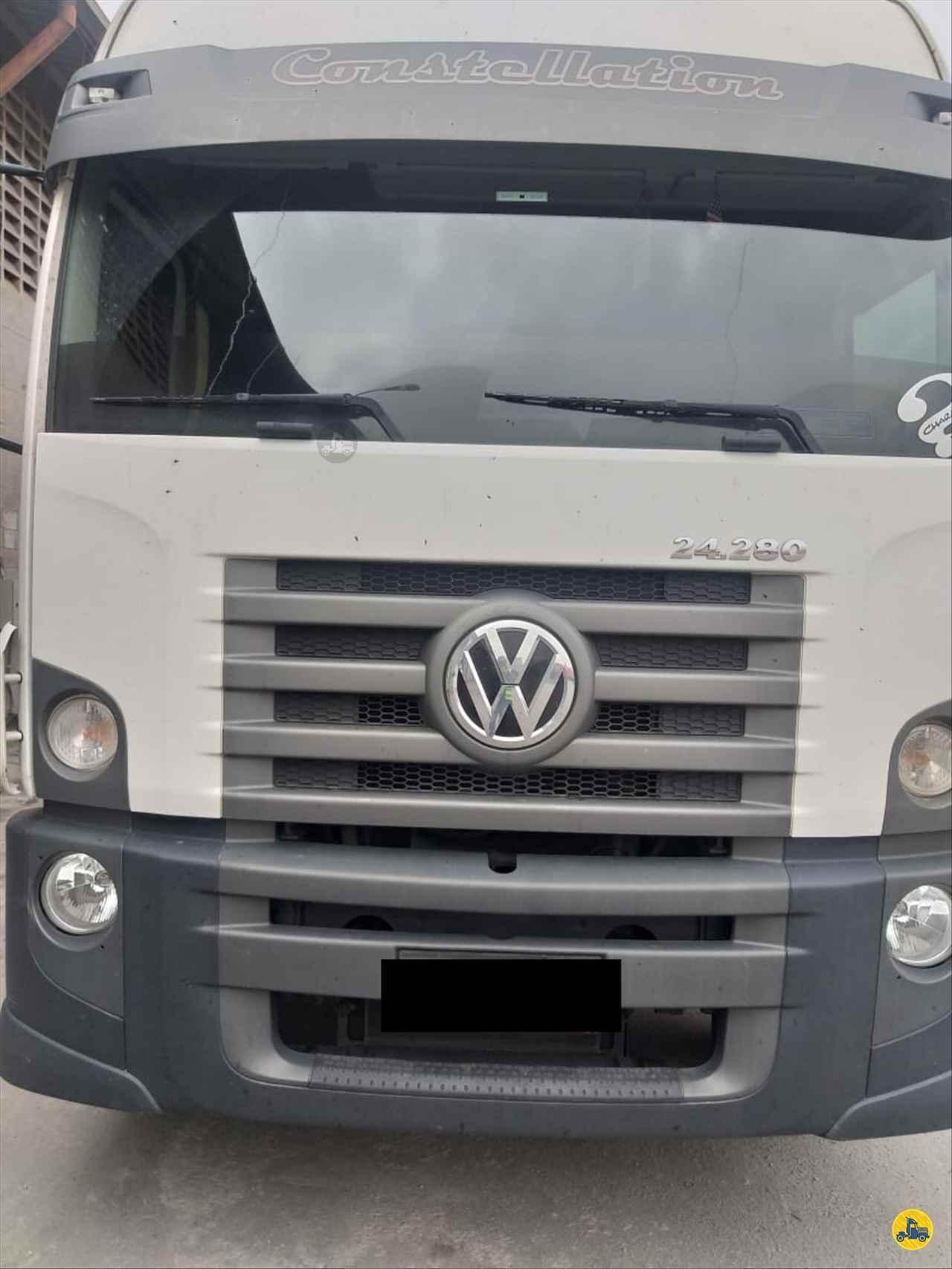 CAMINHAO VOLKSWAGEN VW 24280 Baú Sider Truck 6x2 Wilson Caminhões RIBEIRAO PIRES SÃO PAULO SP