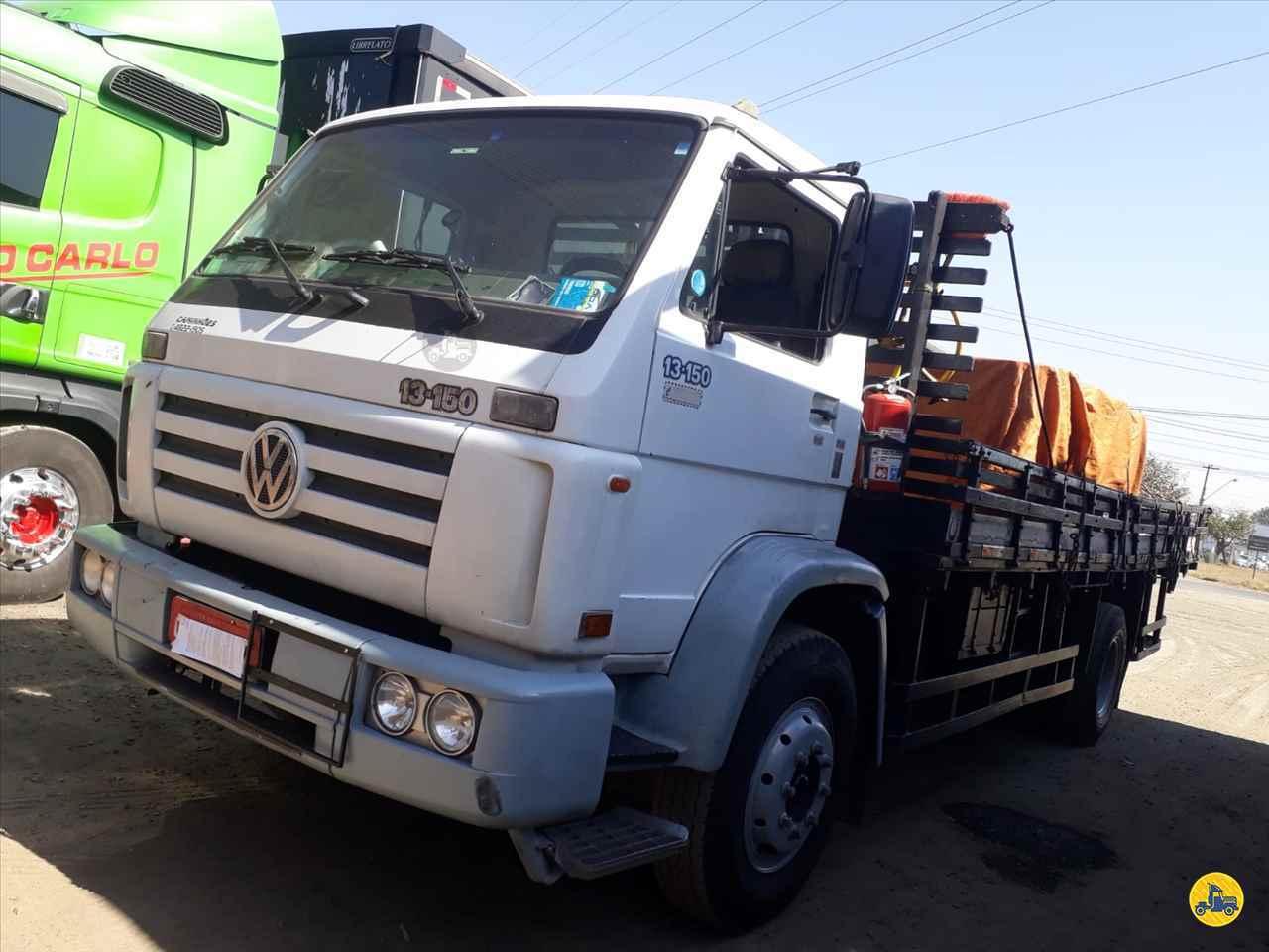 CAMINHAO VOLKSWAGEN VW 13150 Carga Seca Toco 4x2 Wilson Caminhões RIBEIRAO PIRES SÃO PAULO SP