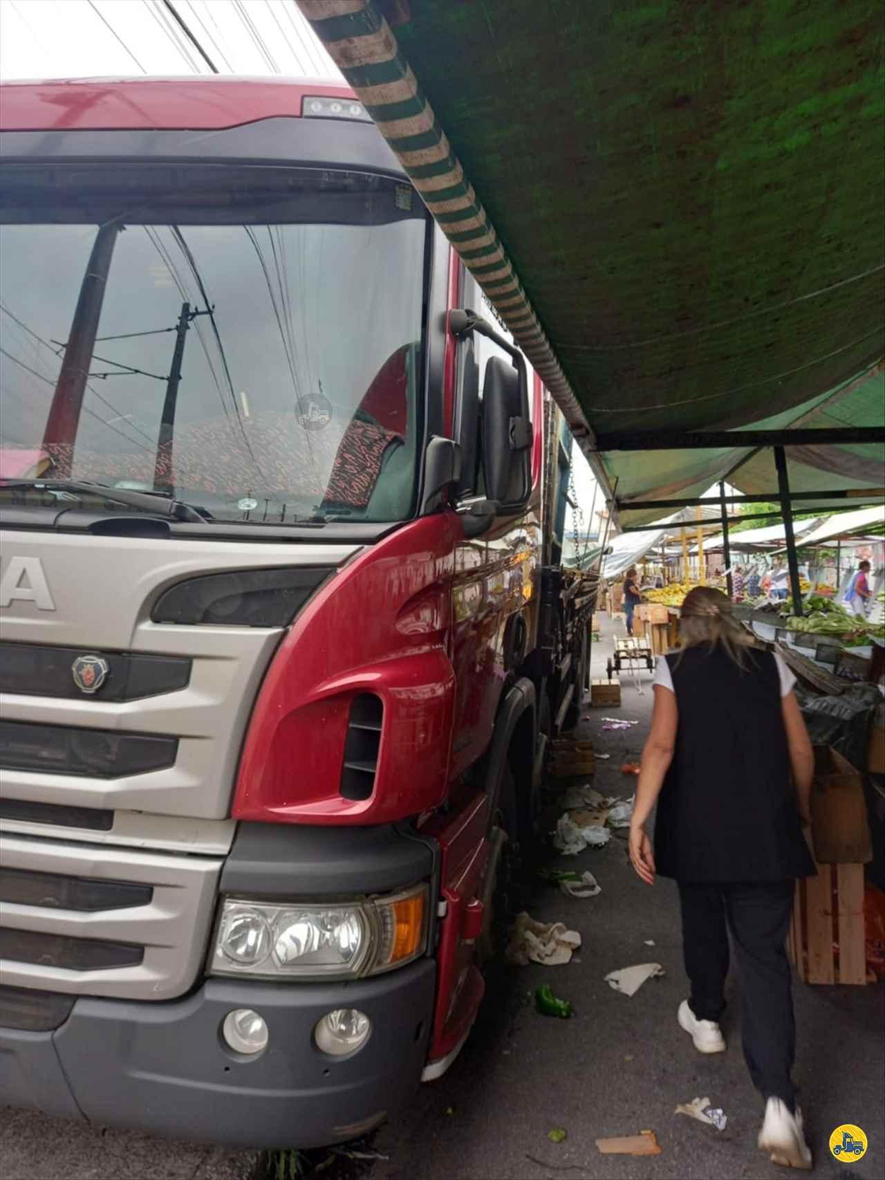 CAMINHAO SCANIA SCANIA P310 Carga Seca BiTruck 8x2 Wilson Caminhões RIBEIRAO PIRES SÃO PAULO SP