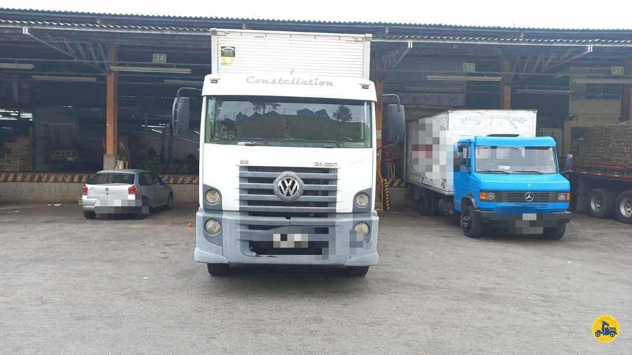 CAMINHAO VOLKSWAGEN VW 24250 Baú Furgão Truck 6x2 Wilson Caminhões RIBEIRAO PIRES SÃO PAULO SP