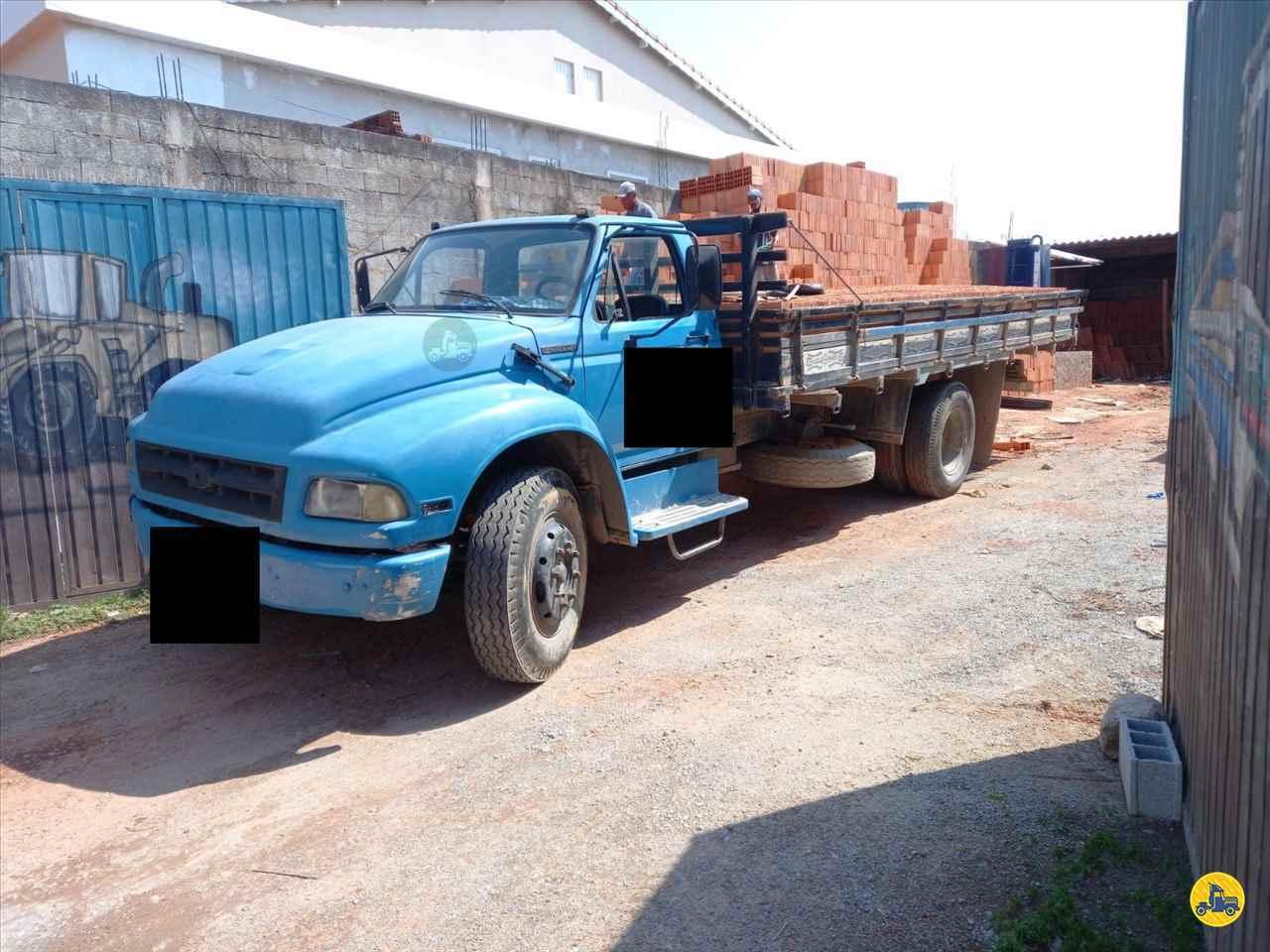 CAMINHAO FORD F12000 Carga Seca Toco 4x2 Wilson Caminhões RIBEIRAO PIRES SÃO PAULO SP