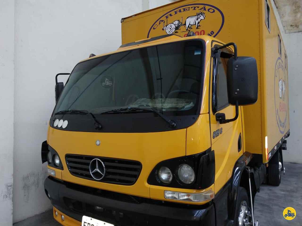 CAMINHAO MERCEDES-BENZ MB 915 Plataforma Toco 4x2 Wilson Caminhões RIBEIRAO PIRES SÃO PAULO SP