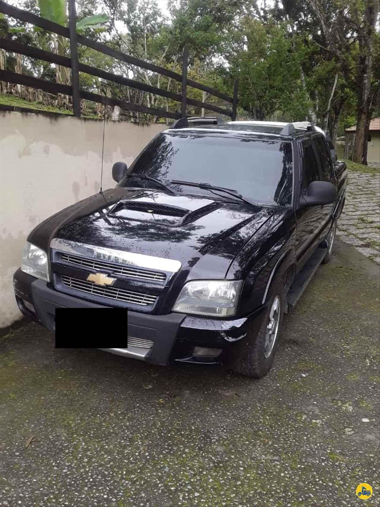 CARRO GM - Chevrolet S10 2.4 CD Executive Wilson Caminhões RIBEIRAO PIRES SÃO PAULO SP