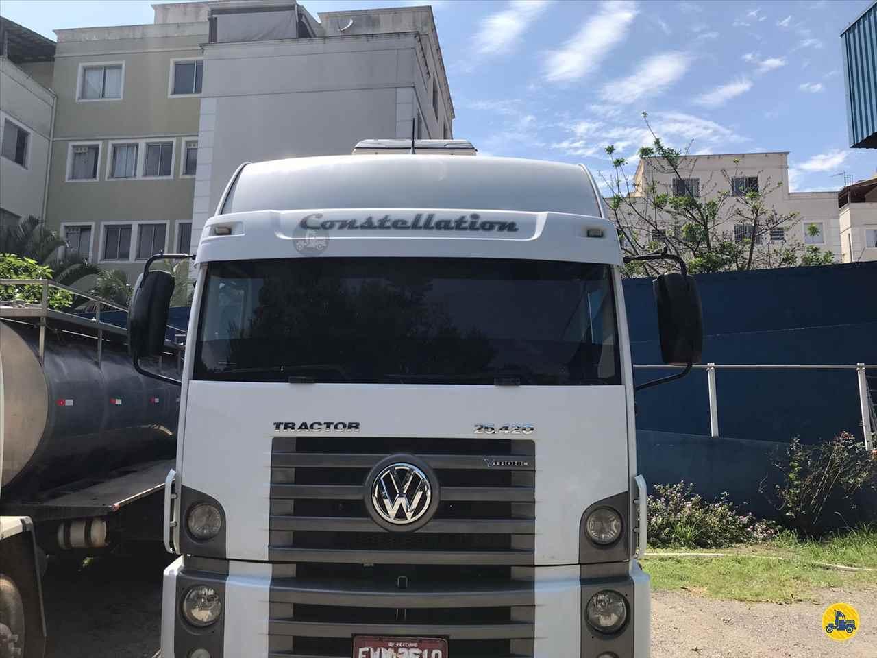 CAMINHAO VOLKSWAGEN VW 25420 Cavalo Mecânico BiTruck 8x2 Wilson Caminhões RIBEIRAO PIRES SÃO PAULO SP