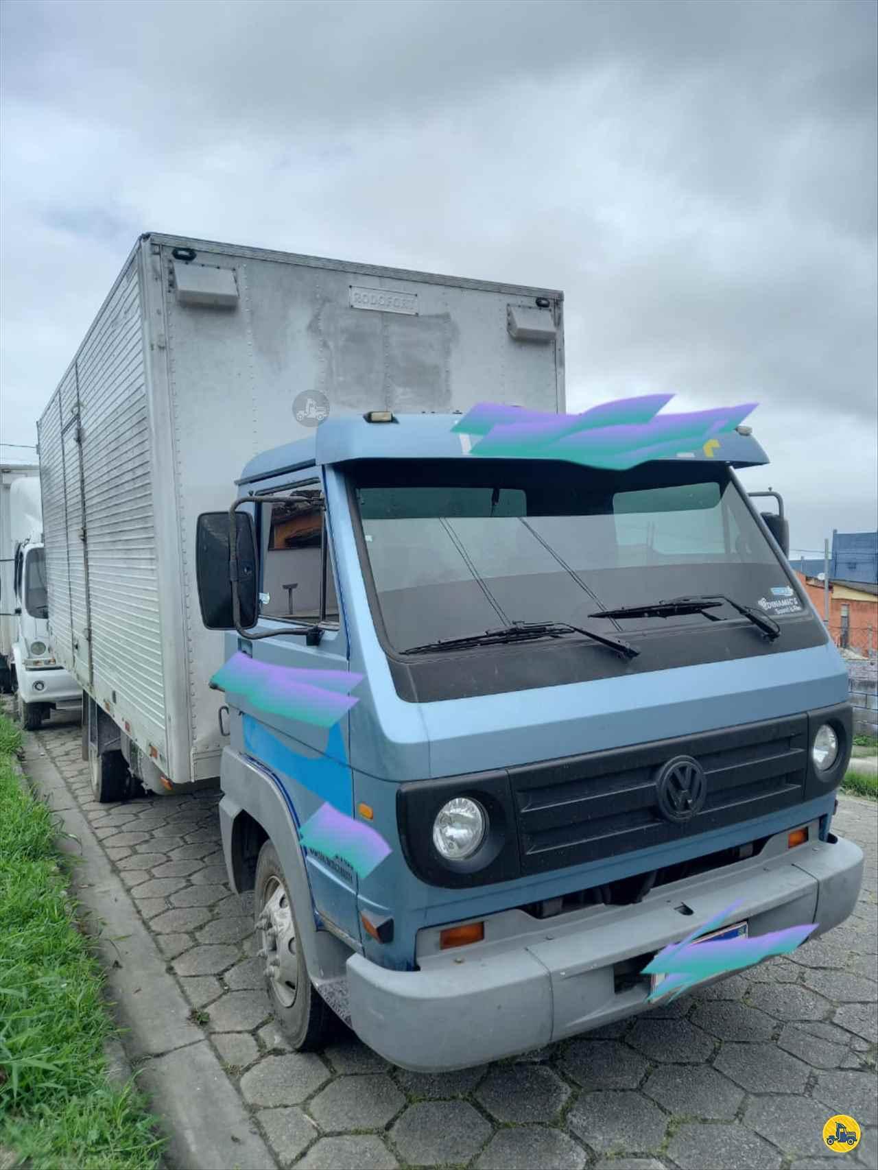 CAMINHAO VOLKSWAGEN VW 8150 Baú Furgão Toco 4x2 Wilson Caminhões RIBEIRAO PIRES SÃO PAULO SP
