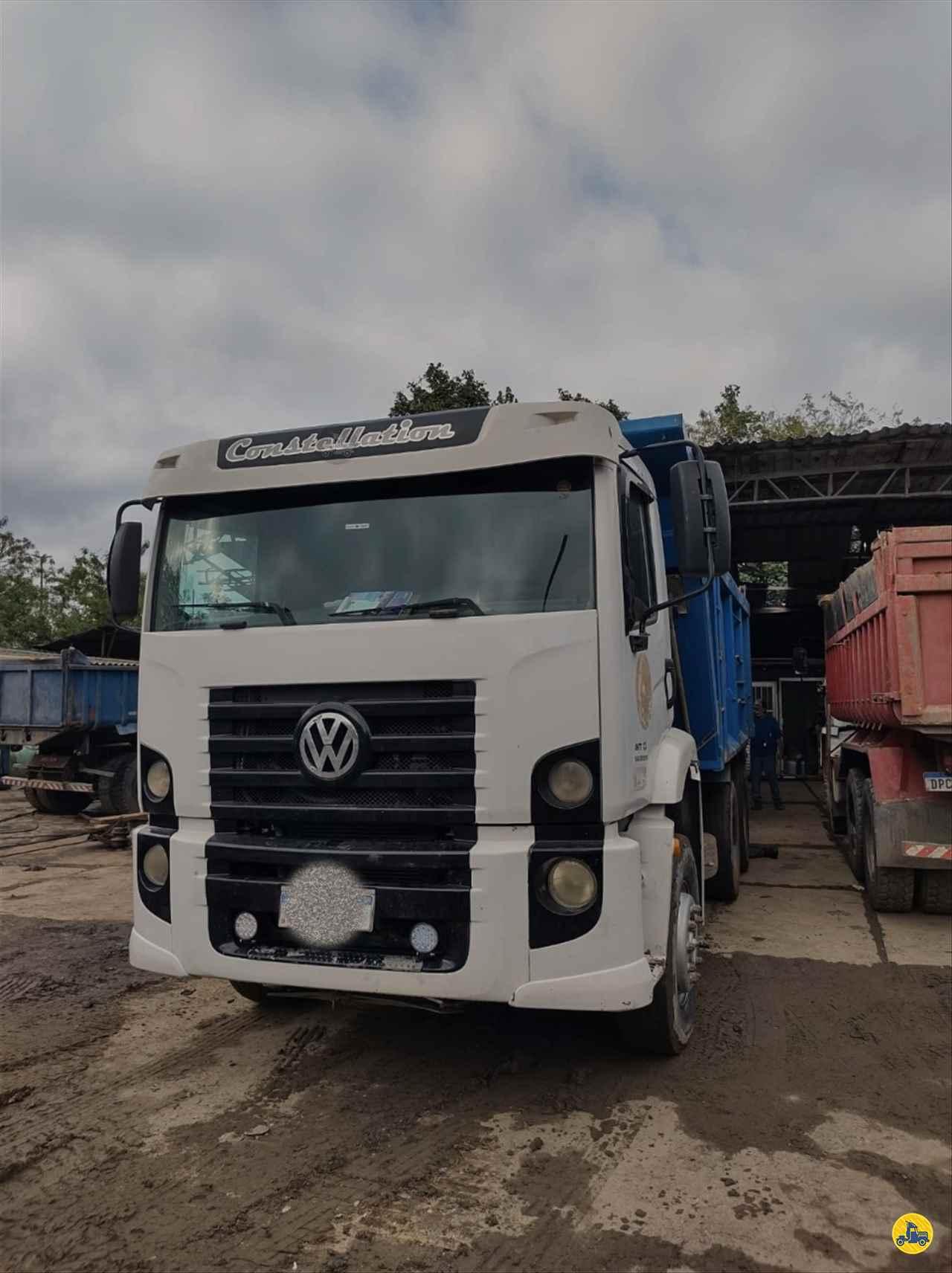 CAMINHAO VOLKSWAGEN VW 26260 Caçamba Basculante Traçado 6x4 Wilson Caminhões RIBEIRAO PIRES SÃO PAULO SP