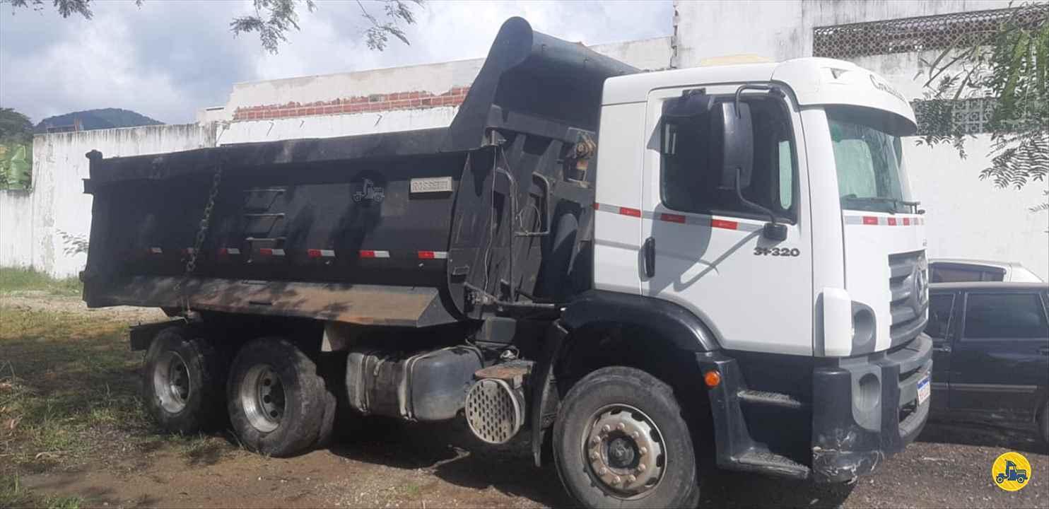 CAMINHAO VOLKSWAGEN VW 31320 Caçamba Basculante Traçado 6x4 Wilson Caminhões RIBEIRAO PIRES SÃO PAULO SP
