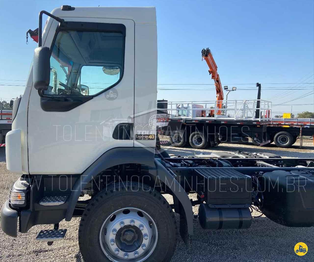 VOLVO VM 270 de Tolentino Caminhões - ITU/SP