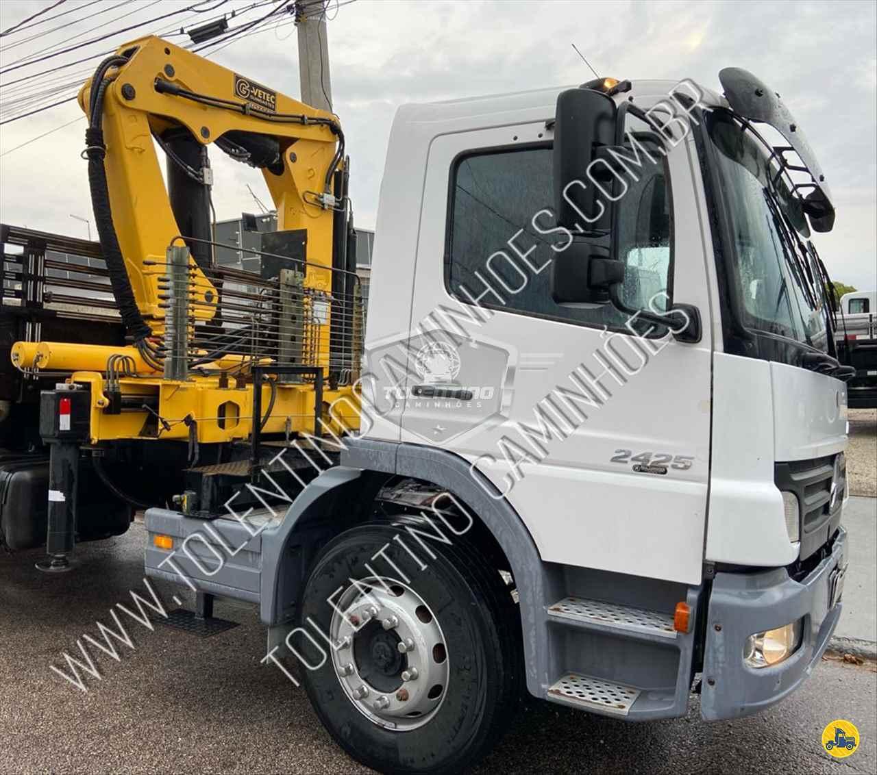 MB 2425 de Tolentino Caminhões - ITU/SP