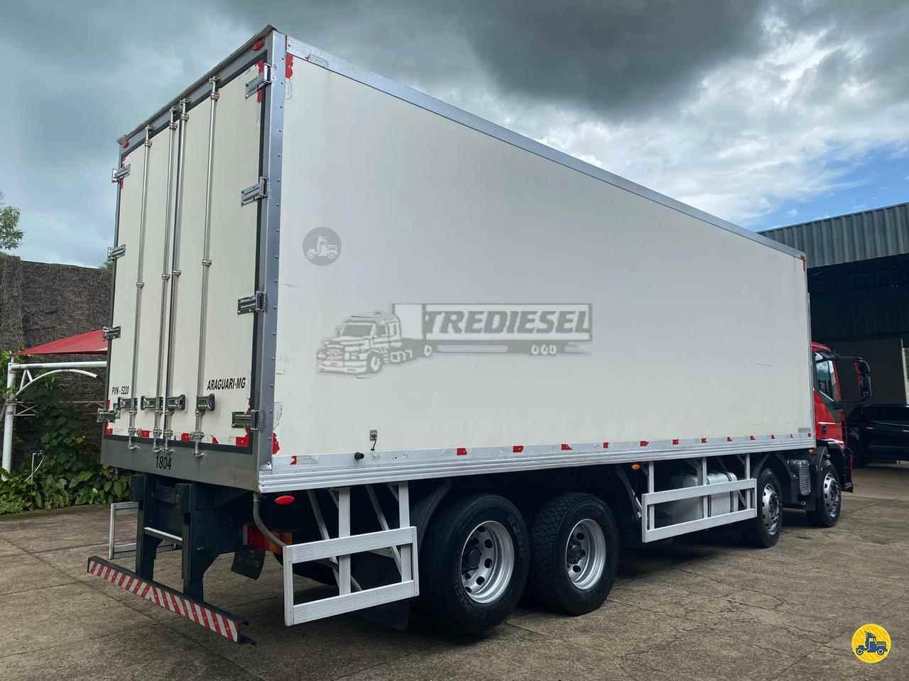 IVECO TECTOR 240E28 353000km 2014/2014 Trediesel Caminhões