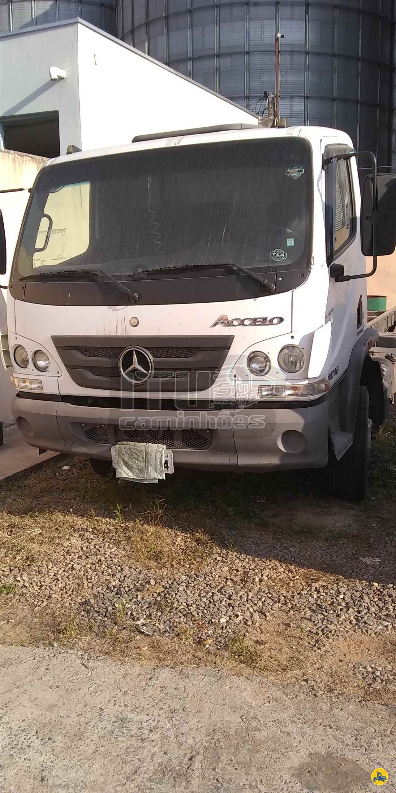 CAMINHAO MERCEDES-BENZ MB 1016 Chassis 3/4 4x2 Itu Caminhoes ITU SÃO PAULO SP