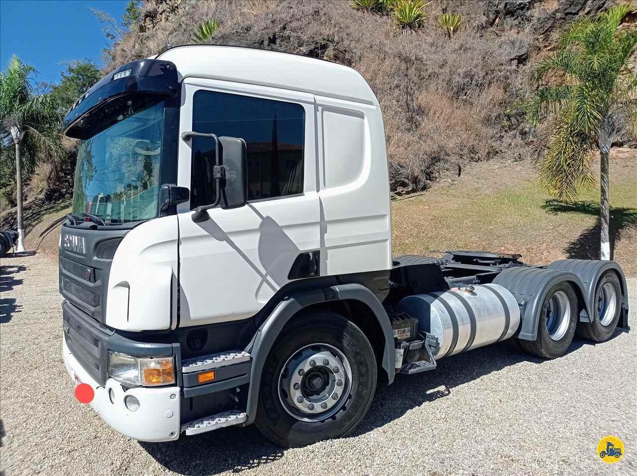 CAMINHAO SCANIA SCANIA P340 Cavalo Mecânico Truck 6x2 Fubá Caminhões ITAJUBA MINAS GERAIS MG