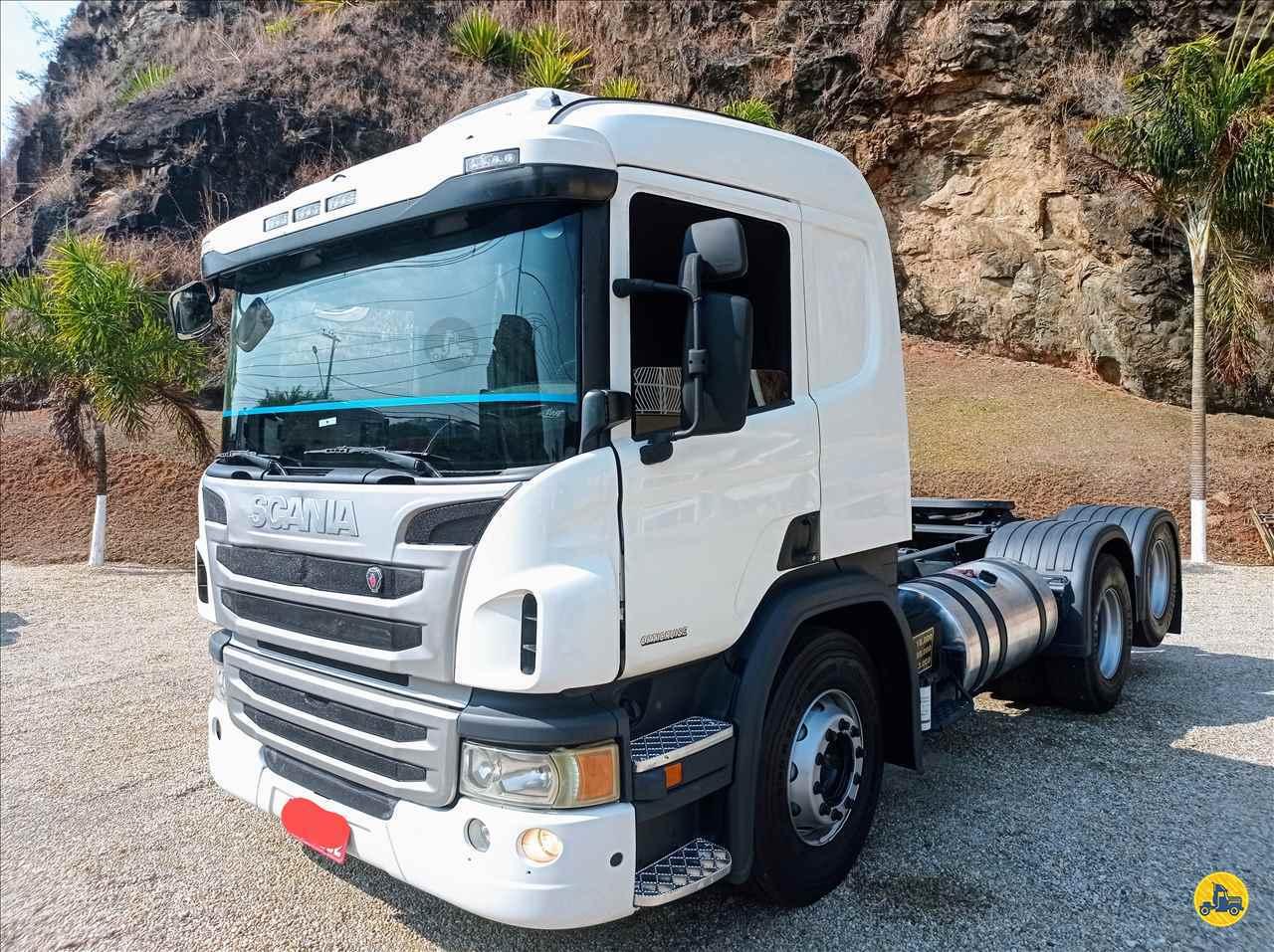 CAMINHAO SCANIA SCANIA P360 Cavalo Mecânico Truck 6x2 Fubá Caminhões ITAJUBA MINAS GERAIS MG