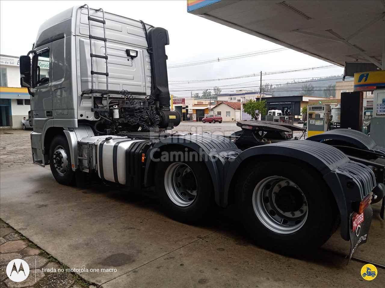 MERCEDES-BENZ MB 2646  2015/2015 Edmilson Caminhões Itajubá MG