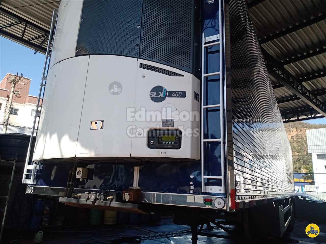 CARRETA SEMI-REBOQUE FRIGORIFICO Edmilson Caminhões Itajubá MG ITAJUBA MINAS GERAIS MG