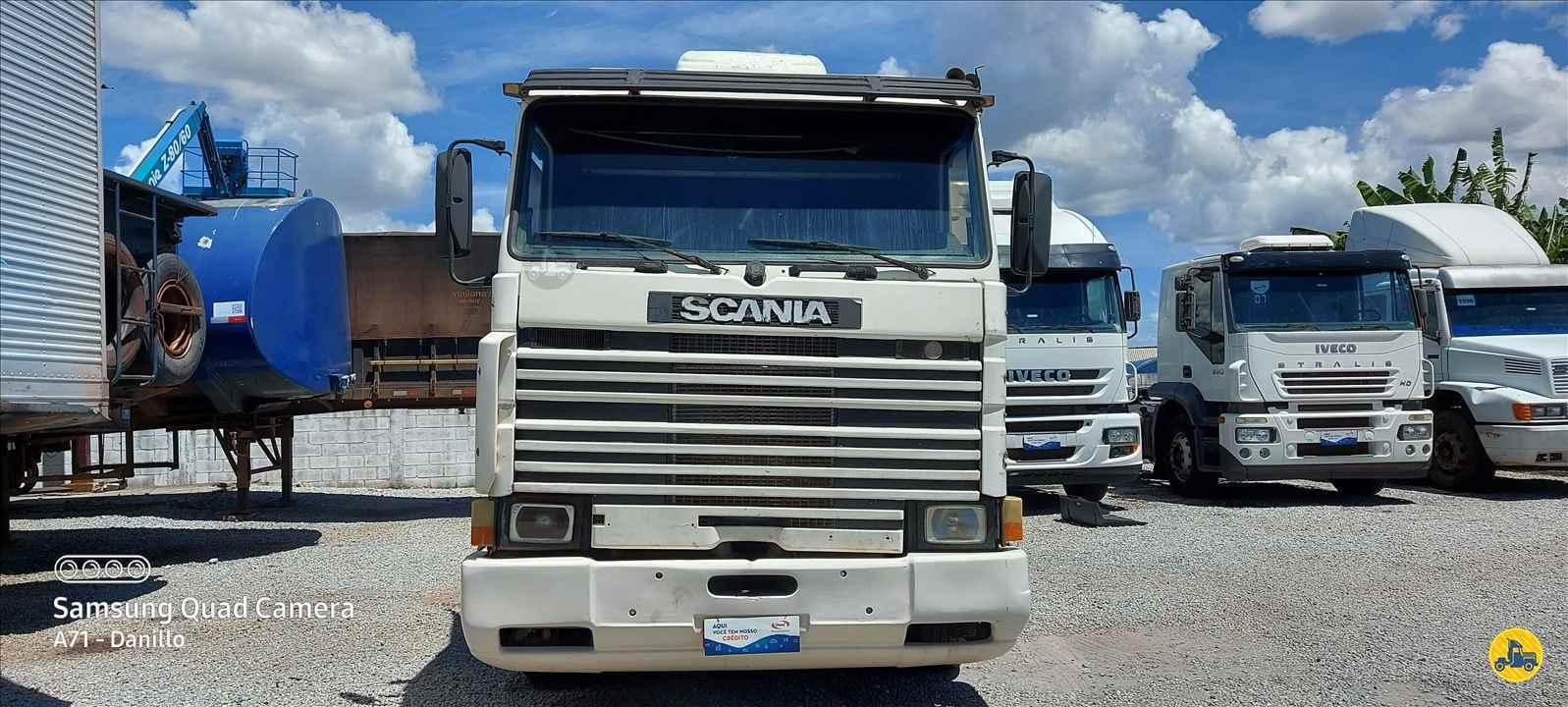 CAMINHAO SCANIA SCANIA 112 310 Cavalo Mecânico Truck 6x2 13 de Maio Caminhões BETIM MINAS GERAIS MG
