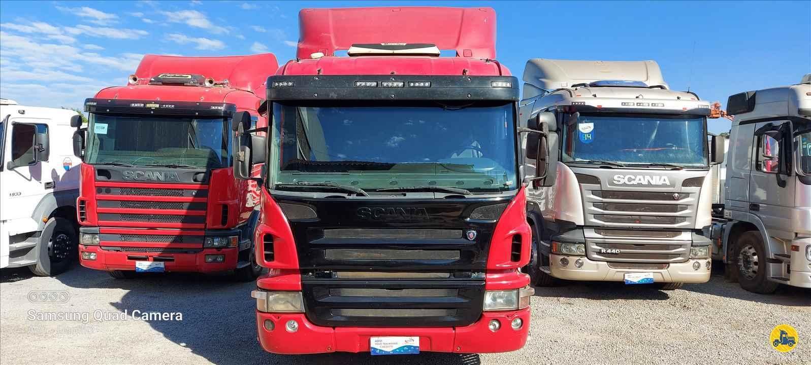 SCANIA 340 de 13 de Maio Caminhões - BETIM/MG