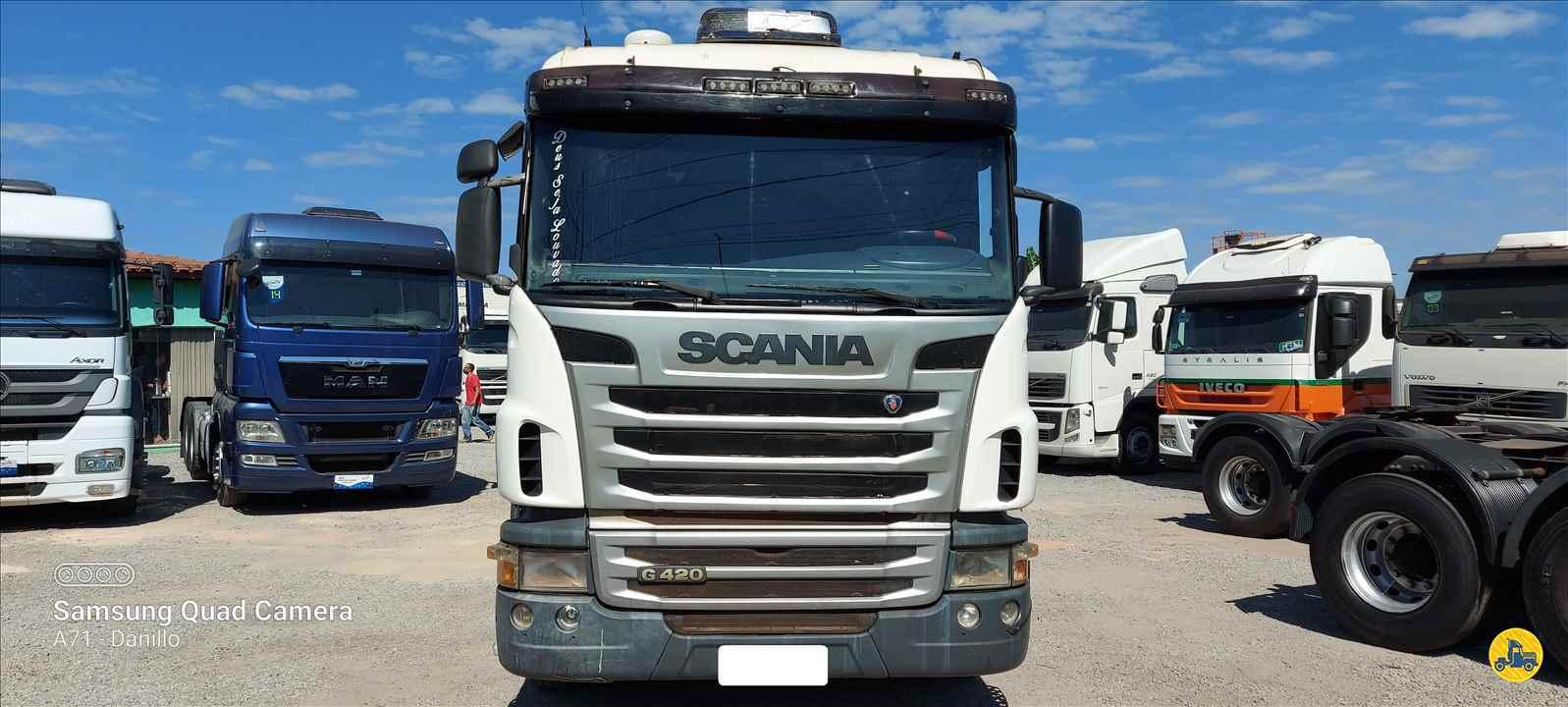 SCANIA 124 420 de 13 de Maio Caminhões - BETIM/MG