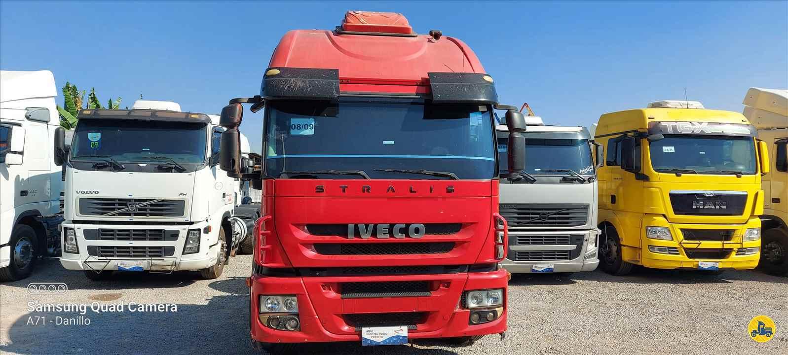CAMINHAO IVECO STRALIS 380 Cavalo Mecânico Toco 4x2 13 de Maio Caminhões BETIM MINAS GERAIS MG