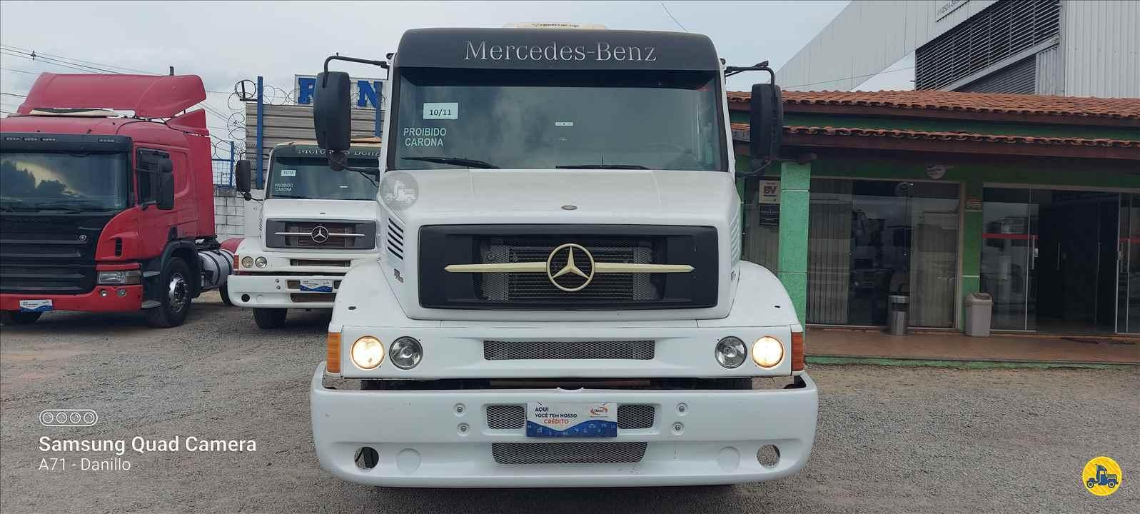 CAMINHAO MERCEDES-BENZ MB 1634 Cavalo Mecânico Toco 4x2 13 de Maio Caminhões BETIM MINAS GERAIS MG