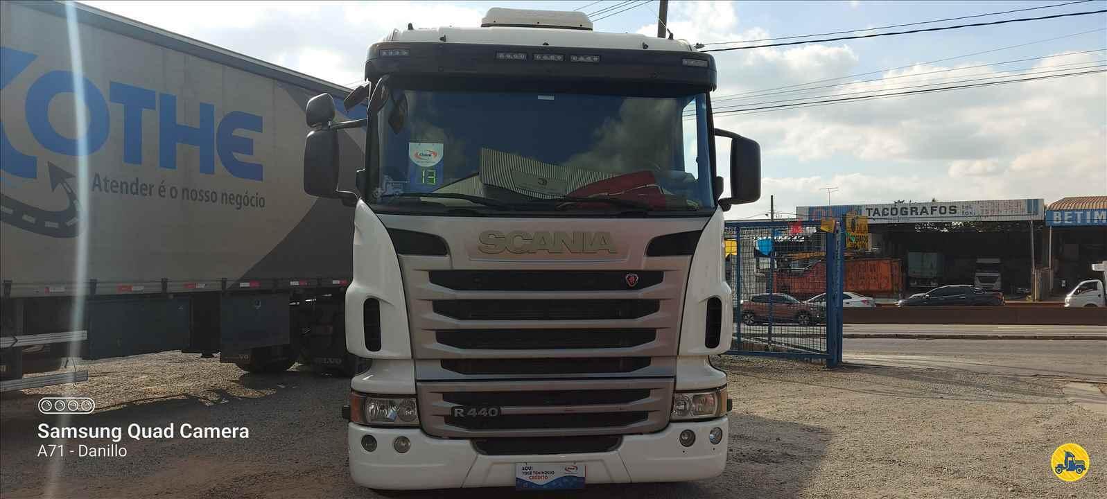 SCANIA 440 de 13 de Maio Caminhões - BETIM/MG