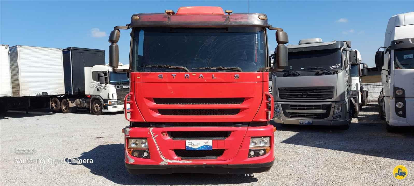 CAMINHAO IVECO STRALIS 410 Cavalo Mecânico Truck 6x2 13 de Maio Caminhões BETIM MINAS GERAIS MG