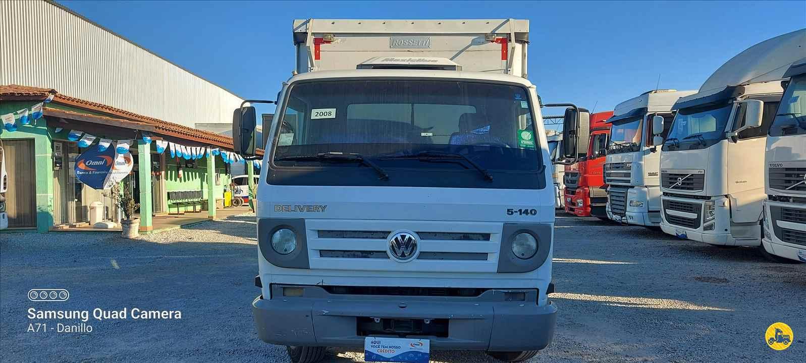 CAMINHAO VOLKSWAGEN VW 5140 Baú Sider Toco 4x2 13 de Maio Caminhões BETIM MINAS GERAIS MG