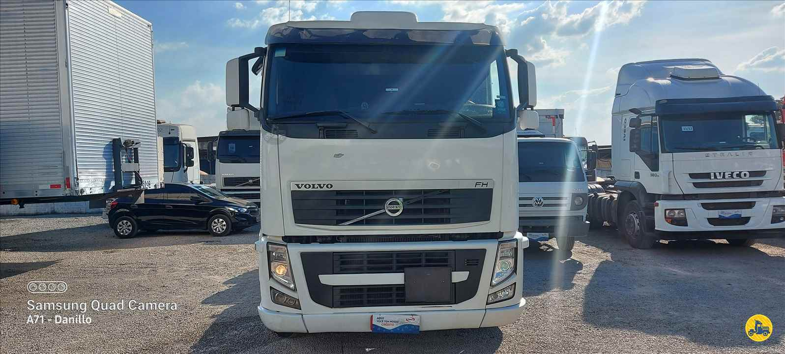 CAMINHAO VOLVO VOLVO FH 400 Cavalo Mecânico Truck 6x2 13 de Maio Caminhões BETIM MINAS GERAIS MG