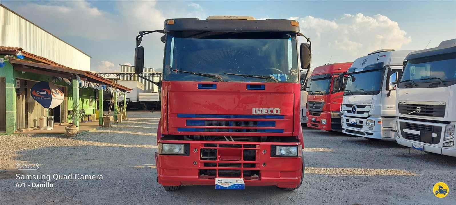 CAMINHAO IVECO EUROCARGO 450E32 Cavalo Mecânico Toco 4x2 13 de Maio Caminhões BETIM MINAS GERAIS MG