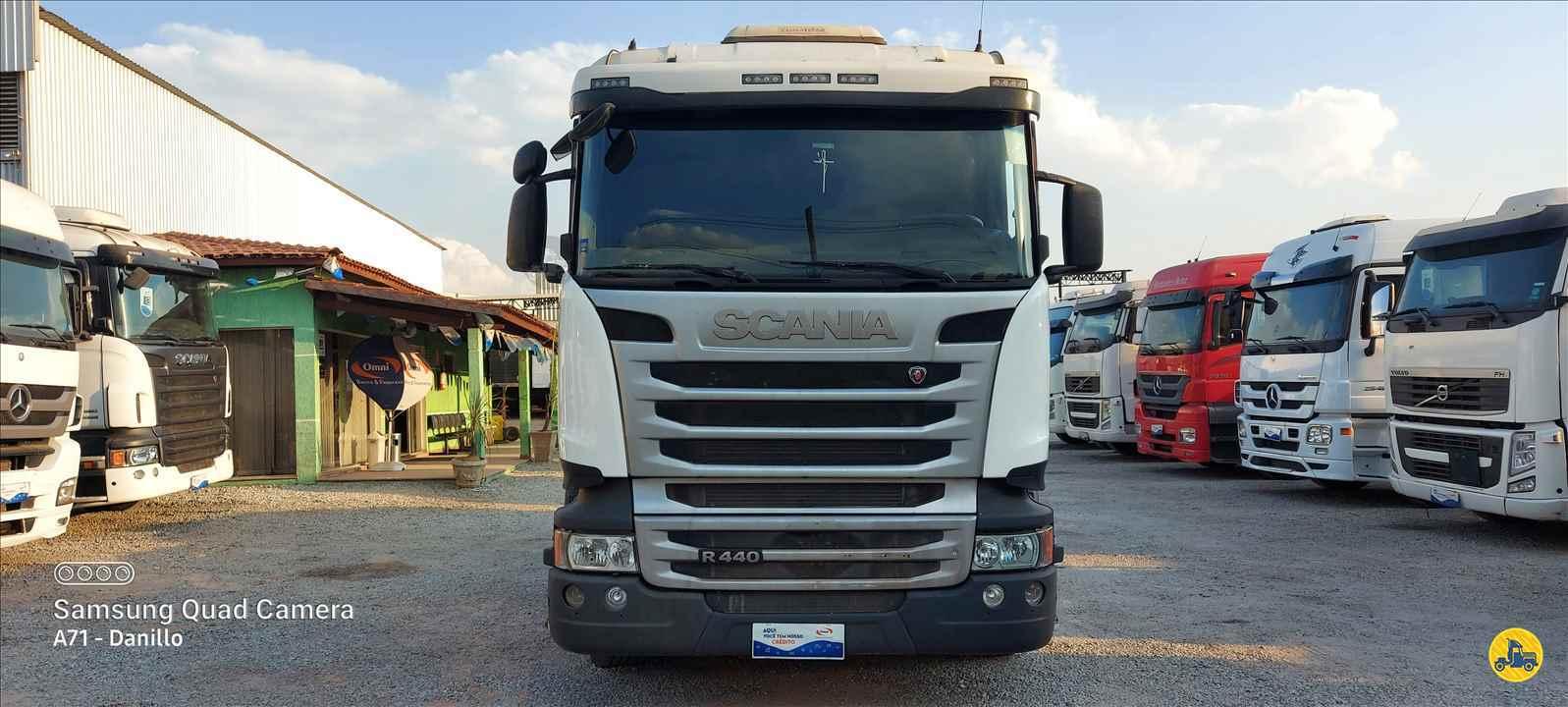 CAMINHAO SCANIA SCANIA 440 Cavalo Mecânico Truck 6x2 13 de Maio Caminhões BETIM MINAS GERAIS MG