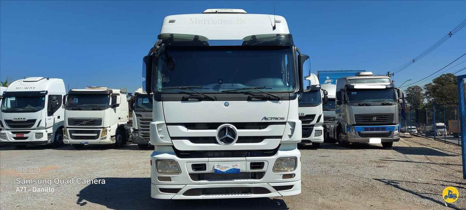 CAMINHAO MERCEDES-BENZ MB 2546 Cavalo Mecânico Truck 6x2 13 de Maio Caminhões BETIM MINAS GERAIS MG
