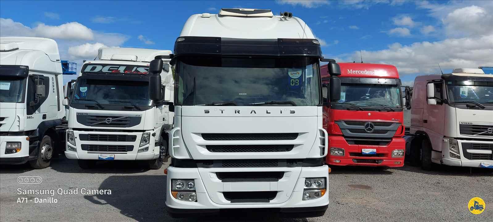 CAMINHAO IVECO STRALIS 420 Cavalo Mecânico Truck 6x2 13 de Maio Caminhões BETIM MINAS GERAIS MG