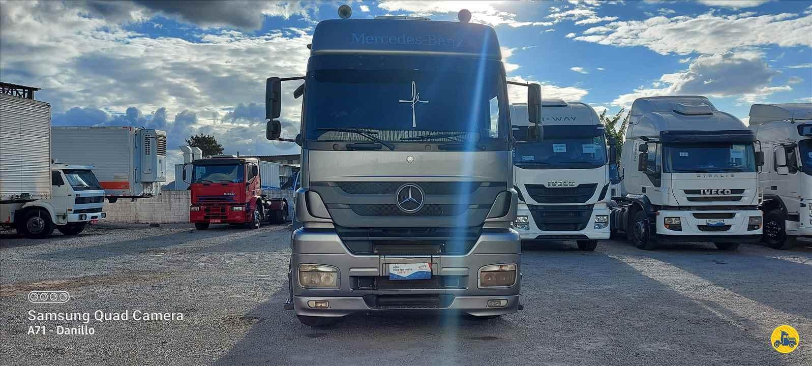 CAMINHAO MERCEDES-BENZ MB 2544 Cavalo Mecânico Truck 6x2 13 de Maio Caminhões BETIM MINAS GERAIS MG