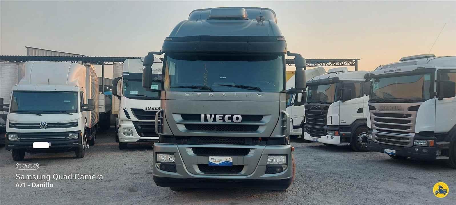 CAMINHAO IVECO STRALIS 400 Cavalo Mecânico Truck 6x2 13 de Maio Caminhões BETIM MINAS GERAIS MG