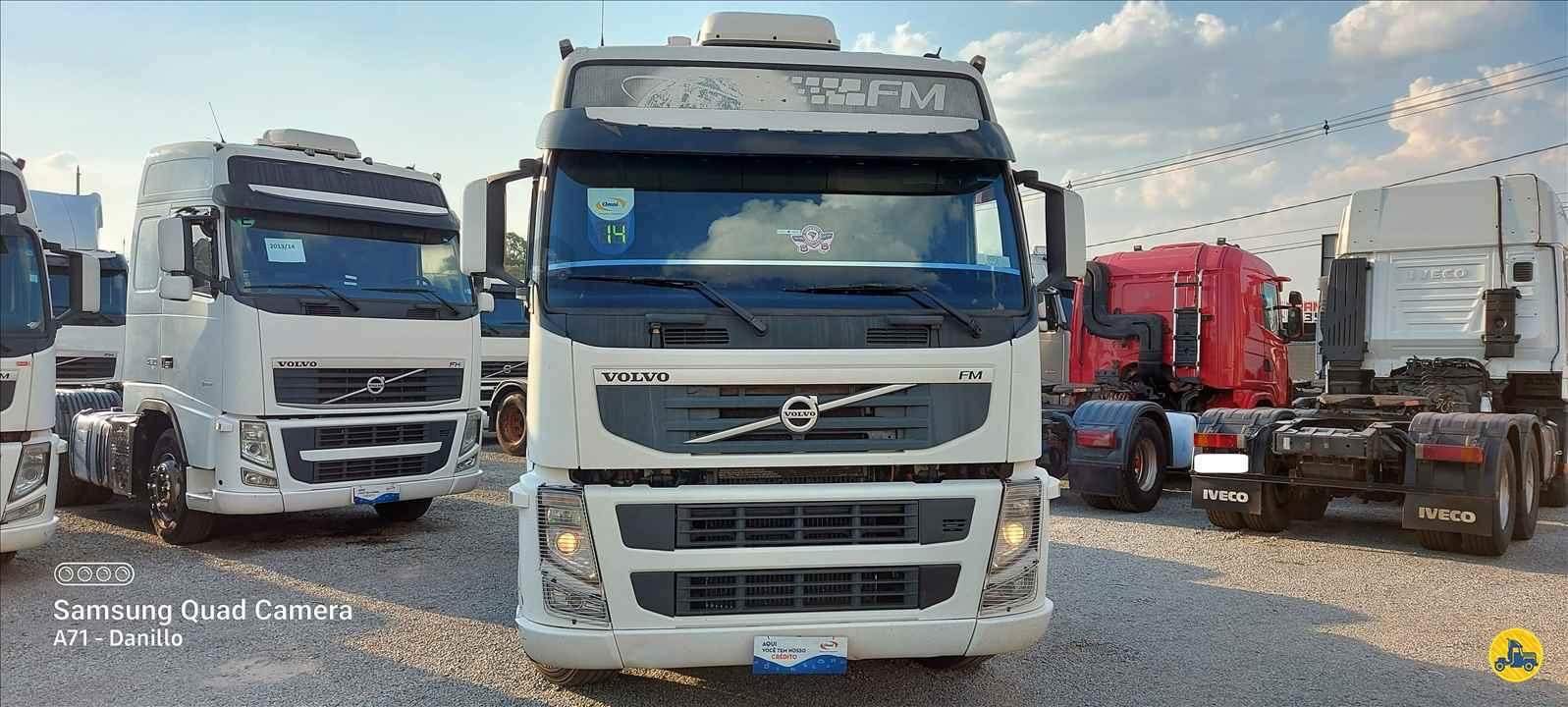 CAMINHAO VOLVO VOLVO FM 370 Cavalo Mecânico Truck 6x2 13 de Maio Caminhões BETIM MINAS GERAIS MG