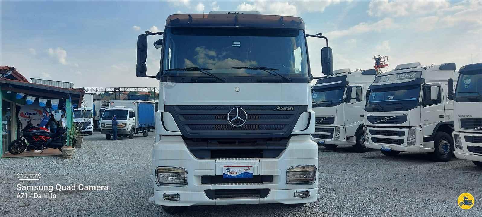 CAMINHAO MERCEDES-BENZ MB 2540 Cavalo Mecânico Truck 6x2 13 de Maio Caminhões BETIM MINAS GERAIS MG
